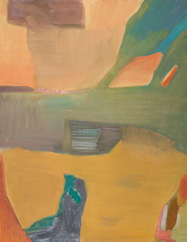 Blindgang,2017,Öl auf Leinwand,90x70cm,Privatbesitz