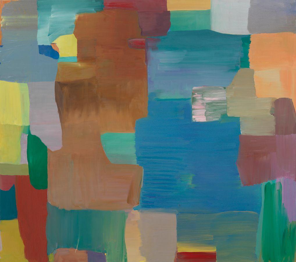 Rückspiegel,2010,160x180cm
